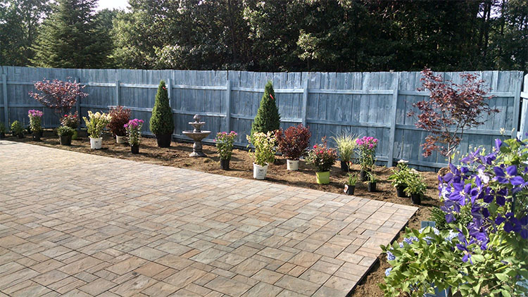 landscaping, Saratoga, Clifton Park
